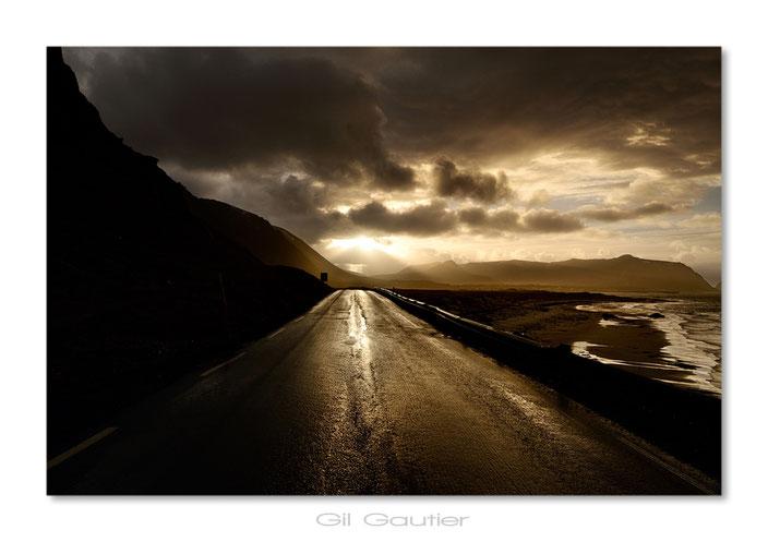"""Qu'il , pleuve , qu'il vente , qu'il neige ... """" On the road again """""""