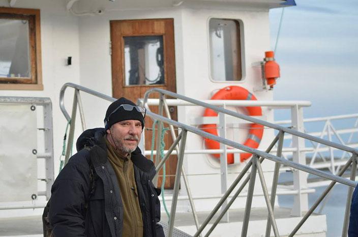 A Andenes ( Antøya isl - iles Vesterålen - Norway ) - Crédit photo : Lydie L