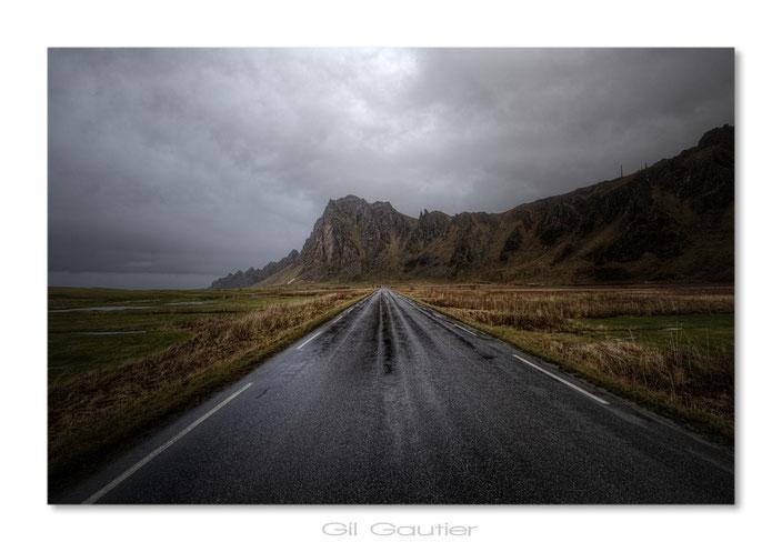 Pour cela , il faut reprendre la route du Nord ... qu'il pleuve, qu'il neige ou qu'il vente .