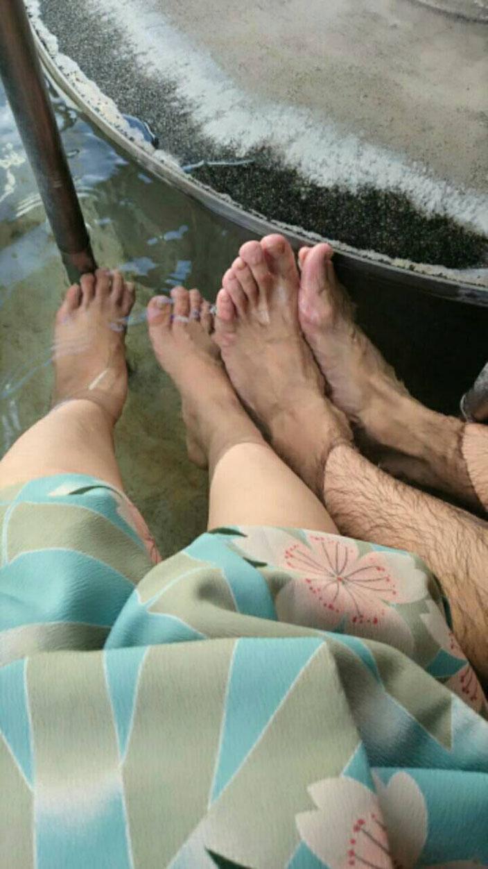 クリスマスの最高の思い出に!下呂温泉合掌村カップルで着物体験!足湯めぐりがおすすめ