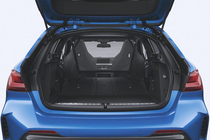 BMW 1-Series (© BMW AG)