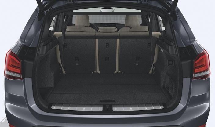 BMW X1 (© BMW AG)