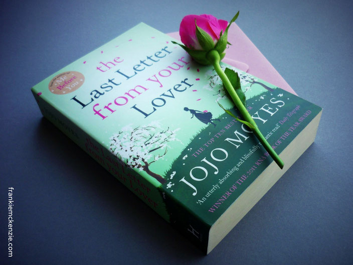 Jojo Moyes' love story The Last Letter from Your Lover