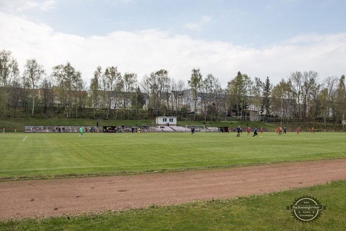 FC Concordia Schneeberg - Gottlieb-Heinrich-Dietz-Stadion