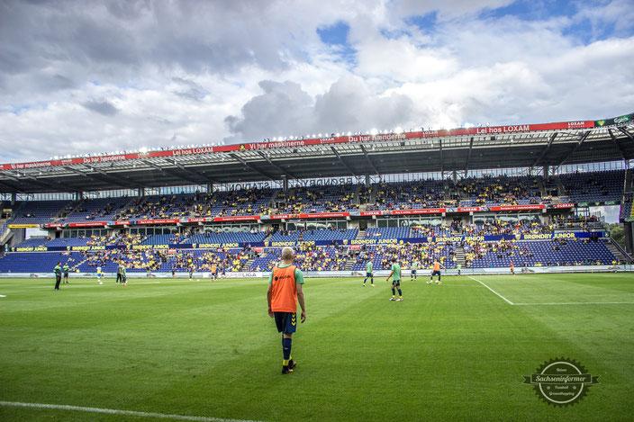 Brøndby IF - Sydsiden - Stadion Brøndby