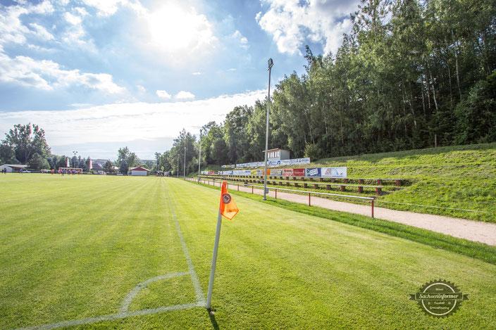 FC 1910 Lößnitz - Stadion an der Talstraße