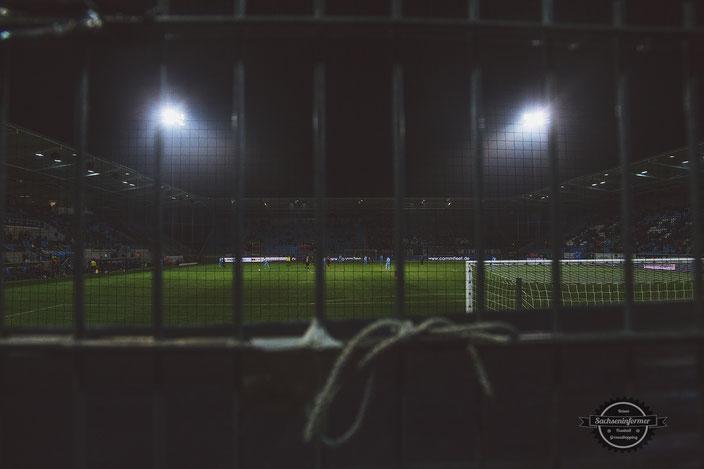 Chemnitzer FC - Stadion an der Gellertstraße
