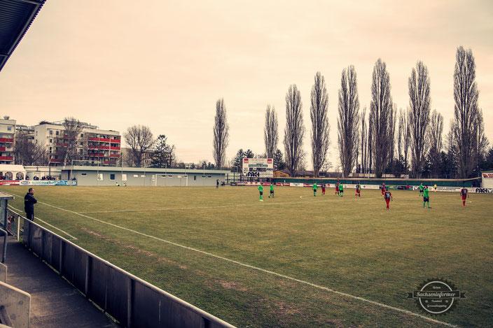 SR Fach Donaufeld - Sportplatz Donaufeld