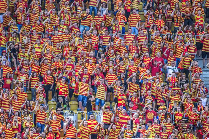 SSA Jagiellonia Białystok - Stadion Miejski