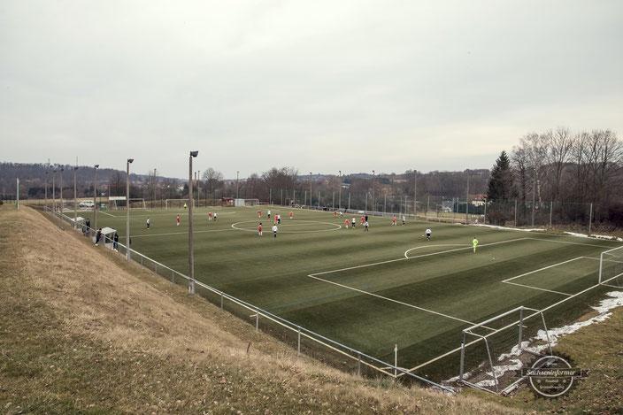 SV Schmölln - Sportplatz Sommeritzer Straße