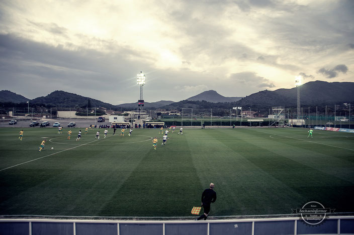 La Manga Club Football Centre
