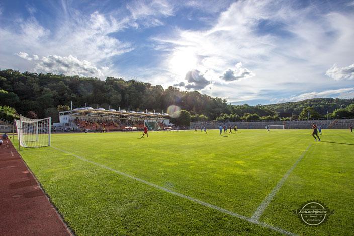 BSG Wismut Gera - Stadion der Freundschaft