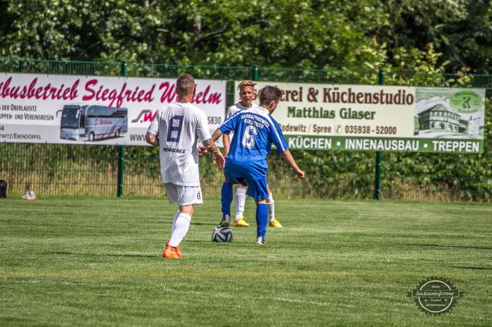 SV Oberland Spree - Stadion Großpostwitz