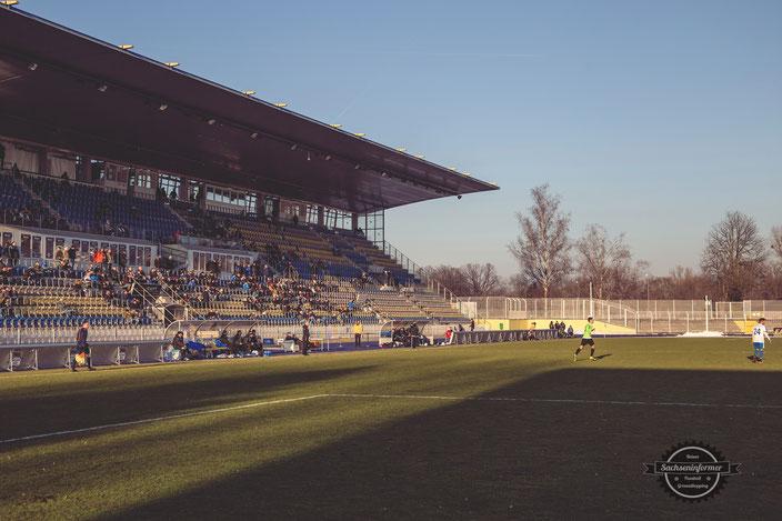 FC Carl Zeiss Jena vs. Chemnitzer FC