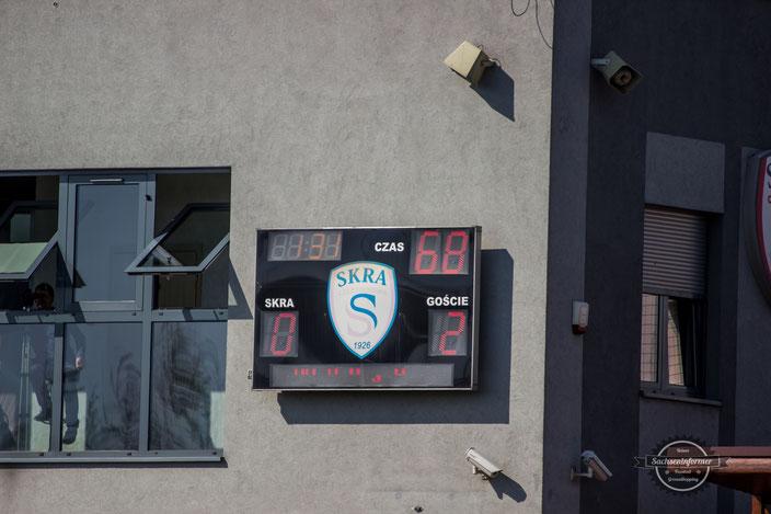 KS Skra Częstochowa - Stadion Skra