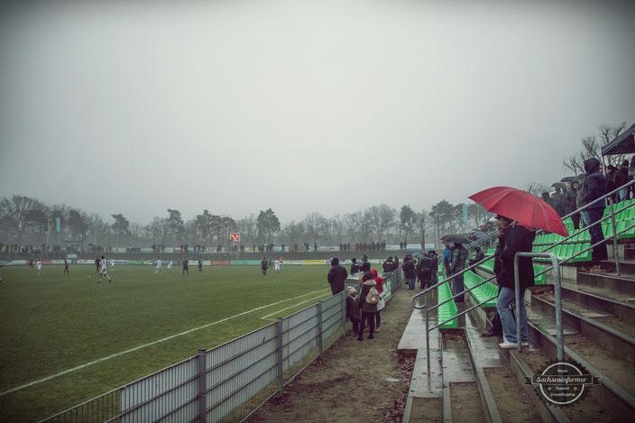 FSV Union Fürstenwalde - Friesenstadion
