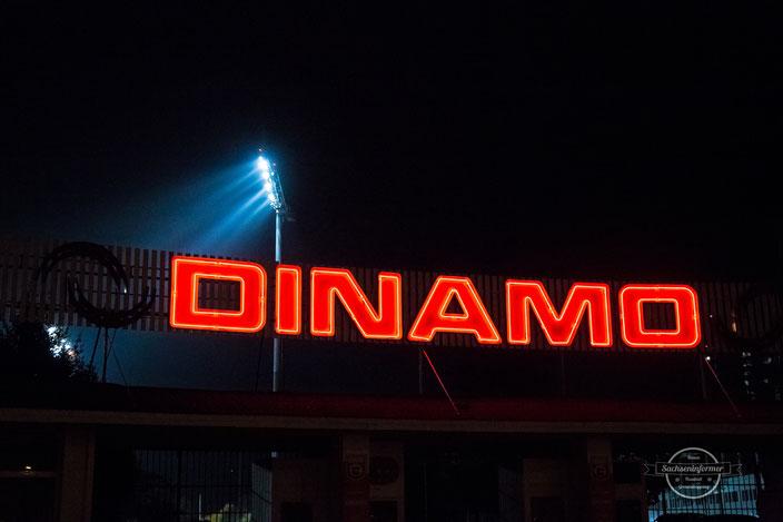 FC Dinamo Bucuresti - Stadionul Ştefan cel Mare