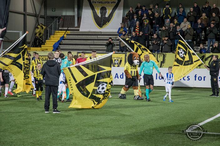 VVV-Venlo - Seacon Stadion De Koel