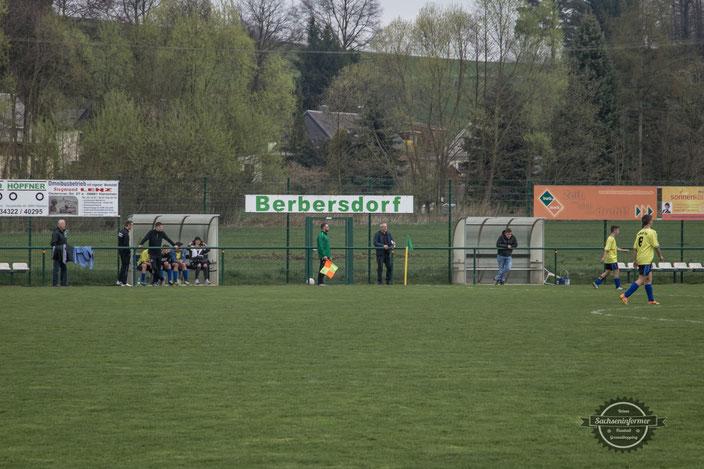 SG Striegistal - Sportplatz Berbersdorf