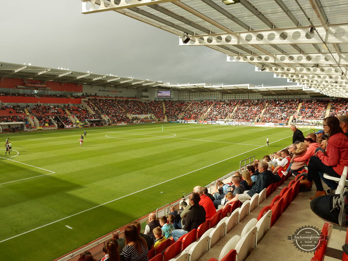 Rotherham United - New York Stadium