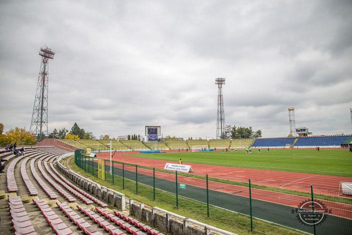 SC Municipal Pitesti - Stadionul Municipal Nicolae Dobrin
