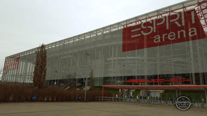 Fortuna Düsseldorf - Esprit Arena