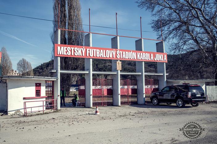 Stadion Karola Jokla - FK TEMPO Partizánske
