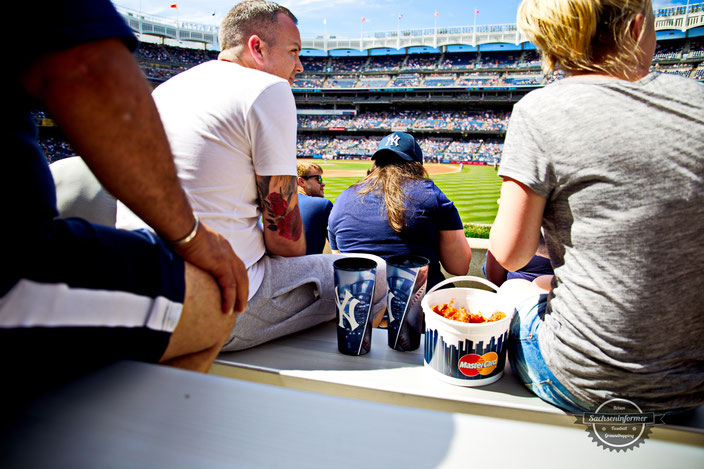 New York Yankees vs. Tampa Bay Rays - Yankees Stadium