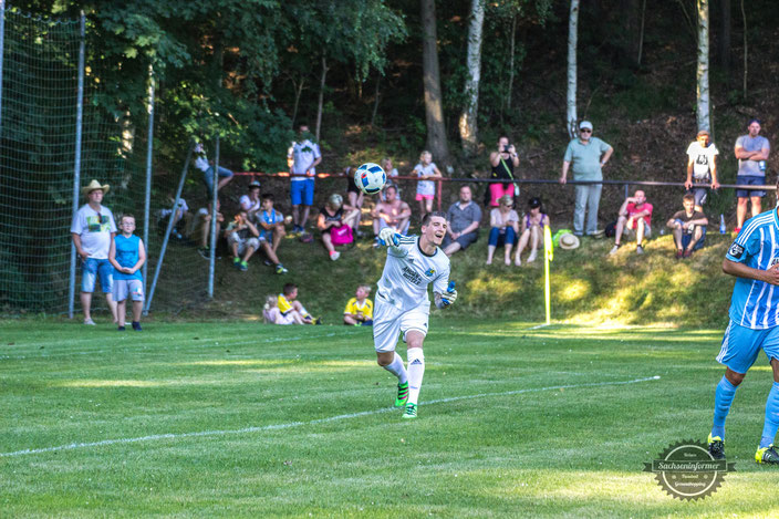 Chemnitzer FC - Tirol Arena