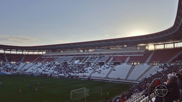 Real Murcia CF - Estadio Nueva Condomina
