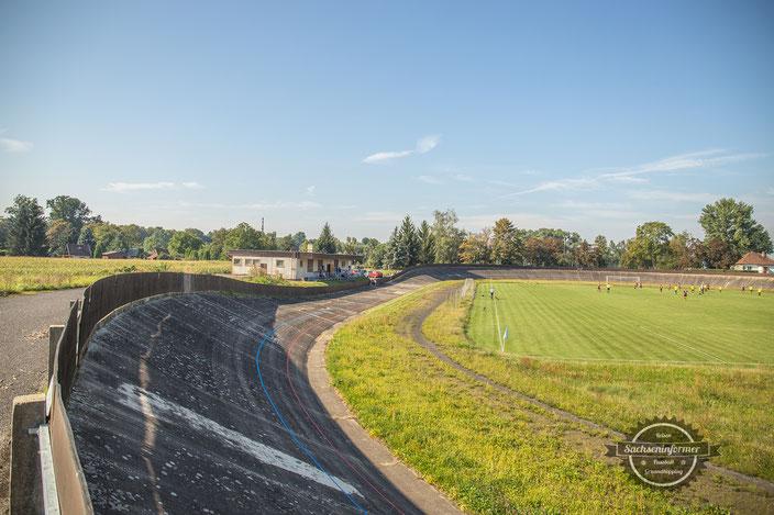 FK Seko Louny - Cyklistický stadion