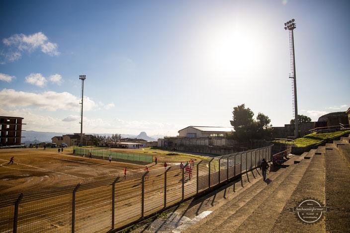 ASD Mussomeli - Stadio Nino Caltagirone