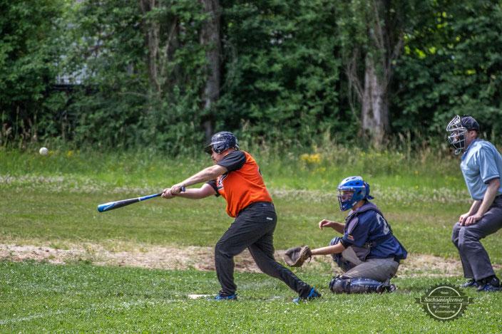 Cyndicates Chemnitz - Ballpark Usti-Field