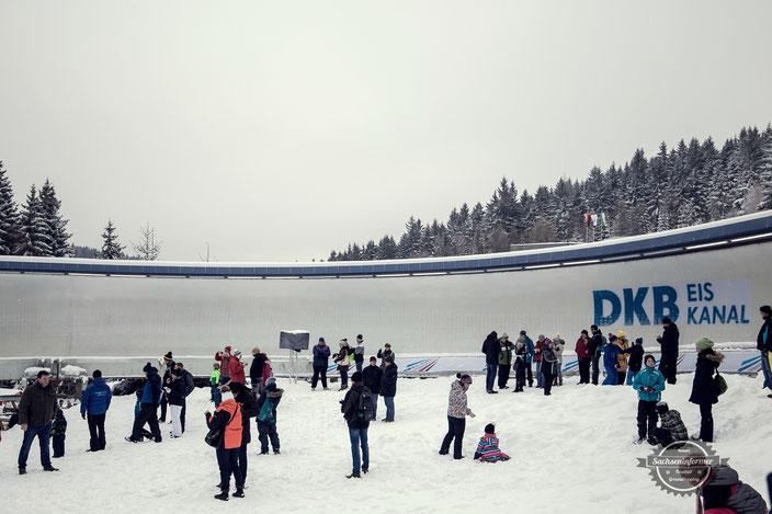 DKB Eiskanal Altenberg - IBSF Bob Weltcup 2016/17