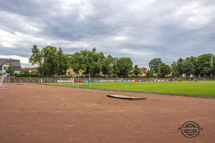 Chemnitzer FC - Stadion der Freundschaft Templin