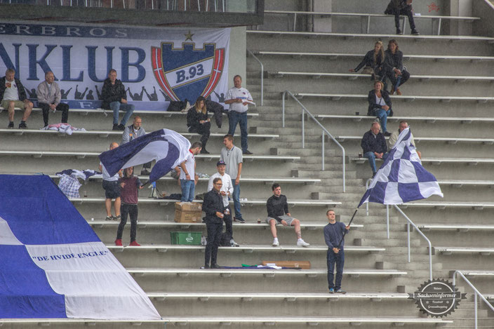 B.93 Kopenhagen - Østerbro Stadion