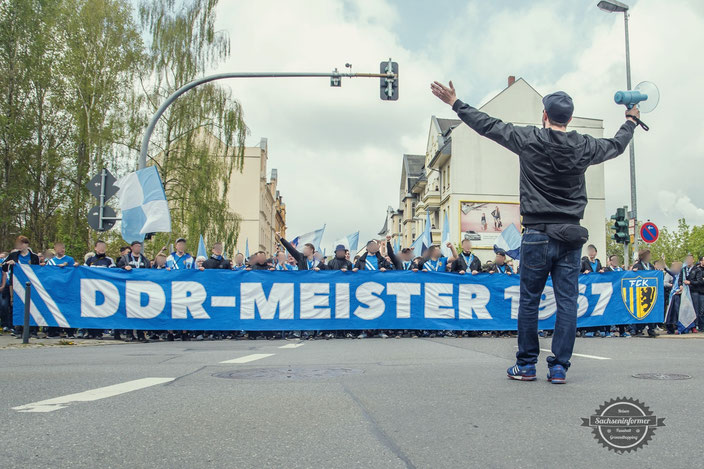 Meistermarsch Chemnitzer FC