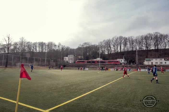 FSV Gößnitz - Sportplatz Karl Ebhardt