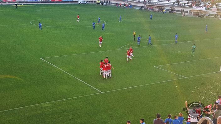 Real Murcia CF - Estadio Nueva Condomina