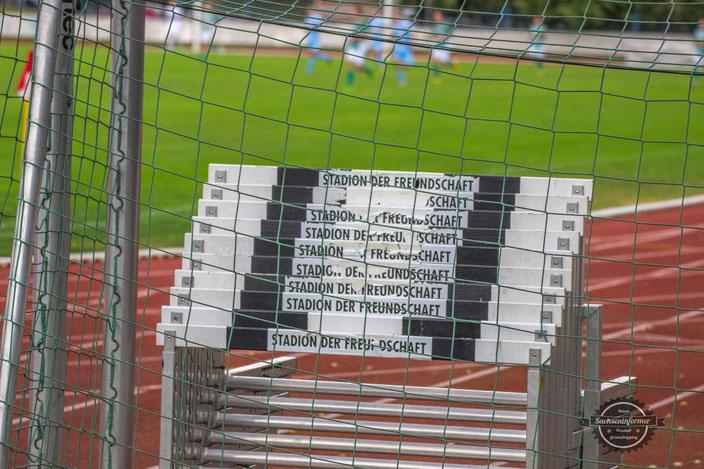 Chemnitzer FC - Stadion der Freundschaft Grimma