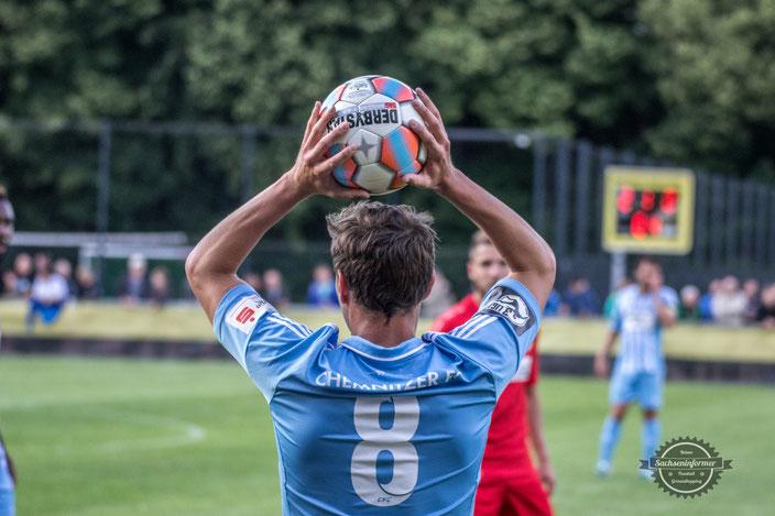 Chemnitzer FC - Sportpark Rabenstein