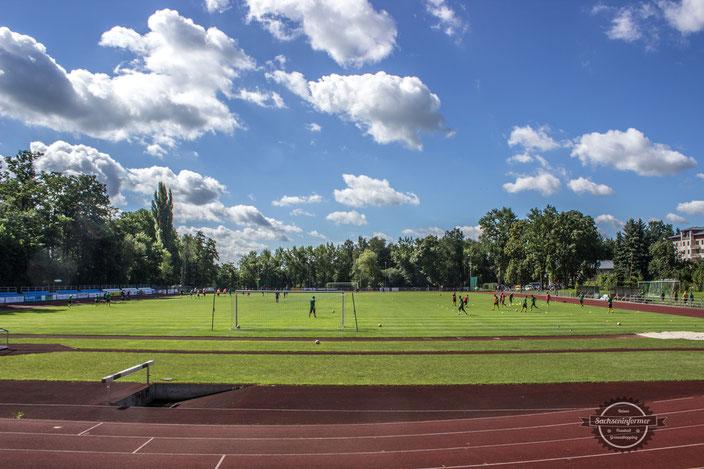 FC Viktoria Mariánské Lázně -  Stadion u Ferdinandova pramene