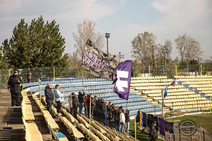 FC Dunărea Călărași - Stadionul Central Ion Comşa