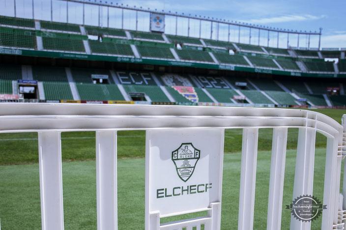 Elche CF - Estadio Manuel Martínez Valero