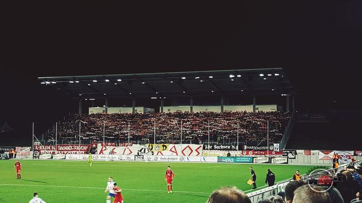 FSV Zwickau - Stadion Zwickau