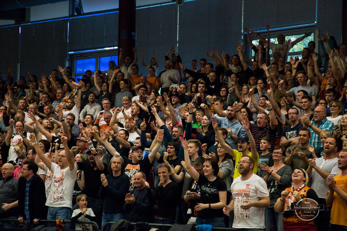 Niners Chemnitz - Playoffs - Richard-Hartmann-Halle