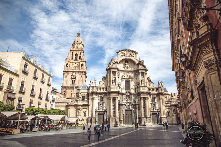 Sightseeing Murcia