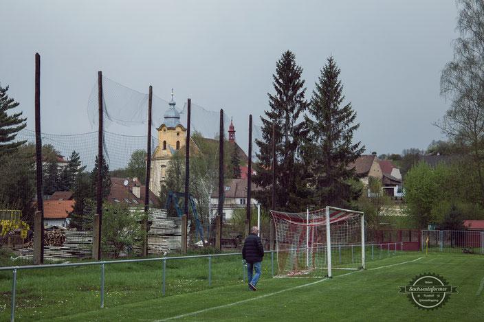 FK Rtyně nad Bílinou - hřiště Rtyně nad Bílinou