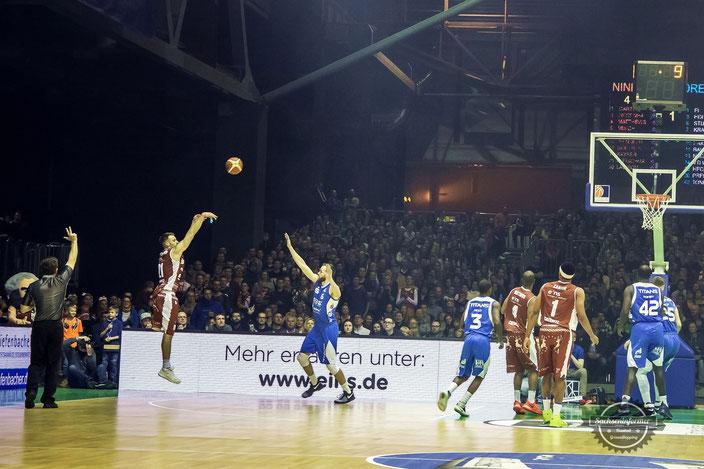 X-Mas Game - Niners Chemnitz