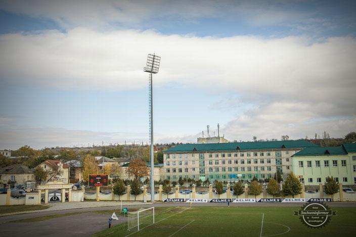 FC Milsami Orhei - Complexul Sportiv Raional